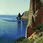 Vasily Vereshchagin - Cape Fiolent near Sevastopol. 1897