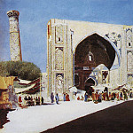Vasily Vereshchagin - Samarkand. 1869-1870