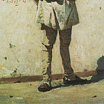 Vasily Vereshchagin - An Indian. 1873