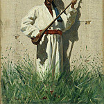 Vasily Vereshchagin - Dutarist. 1869-1870