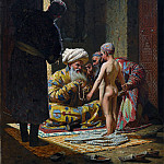 Vasily Vereshchagin - Ask the child - slave. 1872