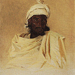 Bhili . 1874, Vasily Vereshchagin