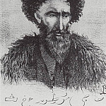 Vasily Vereshchagin - Lezgi Murtuz Haji Agha from Dagestan. 1864