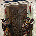 Vasily Vereshchagin - Doors Timur (Tamerlane). 1872