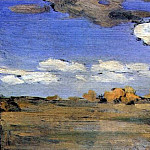 bright autumn day. 1898-1899, Isaac Ilyich Levitan