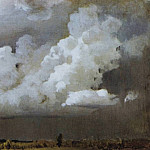 Before the storm. 1890, Isaac Ilyich Levitan