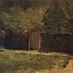 Isaac Ilyich Levitan - First greens. May 1. 1883
