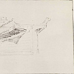 aft barge. 1891-1895, Isaac Ilyich Levitan