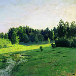 Isaac Ilyich Levitan - Evening shadows. 1891-1894