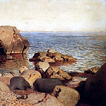 For the sea. Crimea. 1886, Isaac Ilyich Levitan