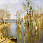 Ilya Repin - Spring. High Water