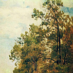 Isaac Ilyich Levitan - Edge of the Forest. The first half of 1880