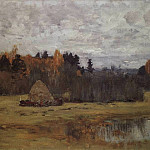 Ilya Repin - Late autumn