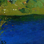 Lake. Fall 2. End 1890, Isaac Ilyich Levitan