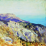Cornish. South of France. 1894, Isaac Ilyich Levitan
