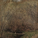 Spring in the woods. 1882, Isaac Ilyich Levitan
