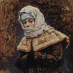 young ladies. 1886, Vasily Ivanovich Surikov