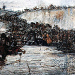 Conquest of Siberia by Yermak 1. Around 1891, Vasily Ivanovich Surikov