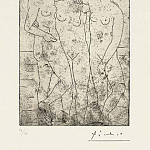 1922 Les trois baigneuses II, Pablo Picasso (1881-1973) Period of creation: 1919-1930