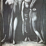 1924 Les trois grГces, Pablo Picasso (1881-1973) Period of creation: 1919-1930