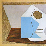 Pablo Picasso (1881-1973) Period of creation: 1919-1930 - 1923 Verre1
