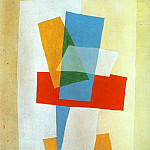 1920 Composition I, Pablo Picasso (1881-1973) Period of creation: 1919-1930