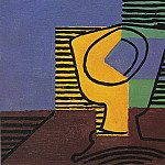 1922 Verre, Pablo Picasso (1881-1973) Period of creation: 1919-1930