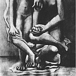 1920 Deux nus fВminins1, Pablo Picasso (1881-1973) Period of creation: 1919-1930