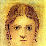 Pablo Picasso (1881-1973) Period of creation: 1919-1930 - 1923 Portrait dOlga3