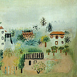 1928 Paysage, Pablo Picasso (1881-1973) Period of creation: 1919-1930