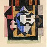 1922 Guitare sur une table1, Pablo Picasso (1881-1973) Period of creation: 1919-1930