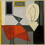 Pablo Picasso (1881-1973) Period of creation: 1919-1930 - 1927 Latelier