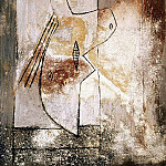 1927 TИte de femme1, Pablo Picasso (1881-1973) Period of creation: 1919-1930