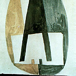 1920 Composition2, Pablo Picasso (1881-1973) Period of creation: 1919-1930