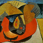 1929 Femme allongВe1, Pablo Picasso (1881-1973) Period of creation: 1919-1930