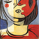 1926 TИte1, Pablo Picasso (1881-1973) Period of creation: 1919-1930