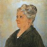 Pablo Picasso (1881-1973) Period of creation: 1919-1930 - 1923 Portrait de Doдa Maria (La mВre de lartiste)