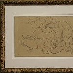 Pablo Picasso (1881-1973) Period of creation: 1919-1930 - 1919 La Sieste I