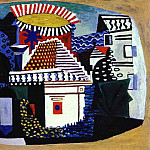 1920 Juan les Pins, Pablo Picasso (1881-1973) Period of creation: 1919-1930