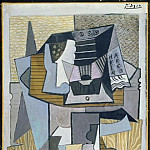 Pablo Picasso (1881-1973) Period of creation: 1919-1930 - 1919 Le guВridon