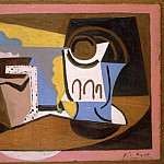 1924 Nature morte1, Pablo Picasso (1881-1973) Period of creation: 1919-1930