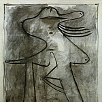 1927 Figure2, Pablo Picasso (1881-1973) Period of creation: 1919-1930
