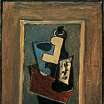 1919 Nature morte3, Pablo Picasso (1881-1973) Period of creation: 1919-1930