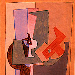 Pablo Picasso (1881-1973) Period of creation: 1919-1930 - 1920 Le guВridon