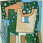 Pablo Picasso (1881-1973) Period of creation: 1919-1930 - 1920 Le compotier