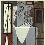 1928 Latelier, Pablo Picasso (1881-1973) Period of creation: 1919-1930
