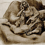 Pablo Picasso (1881-1973) Period of creation: 1919-1930 - 1919 La sieste (Les moissonneurs)