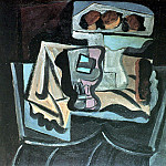 1919 Nature morte1, Pablo Picasso (1881-1973) Period of creation: 1919-1930