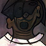 1927 Arlequin, Pablo Picasso (1881-1973) Period of creation: 1919-1930
