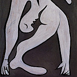 1930 Femme acrobate, Pablo Picasso (1881-1973) Period of creation: 1919-1930